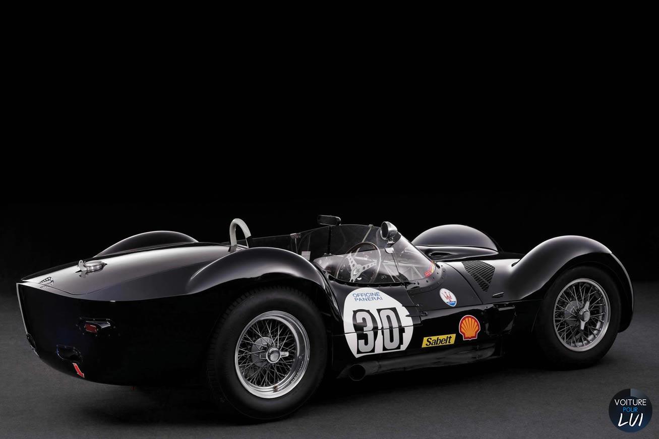 Maserati Birdcage Tipo 61 1959