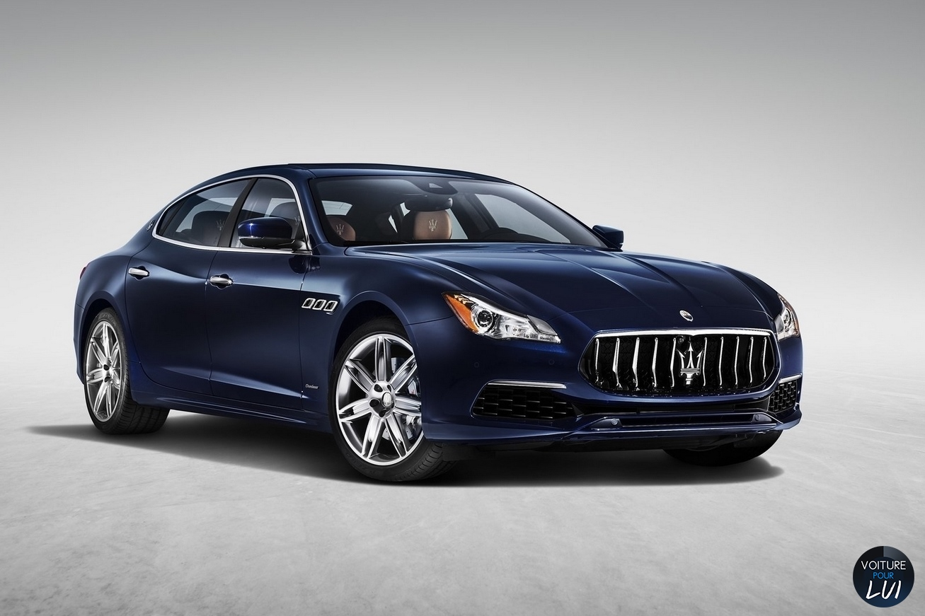 Nouvelle photo : MaseratiQuattroporte-2017