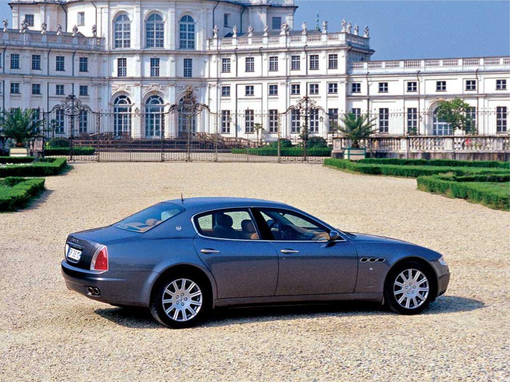 Maserati  QUATTROPORTE    http://www.voiturepourlui.com/images/Maserati//Exterieur/Maserati_Quattroporte_004.jpg