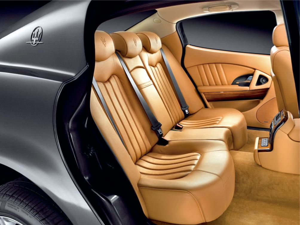 Maserati  QUATTROPORTE    http://www.voiturepourlui.com/images/Maserati//Interieur/Maserati_Quattroporte_003.jpg