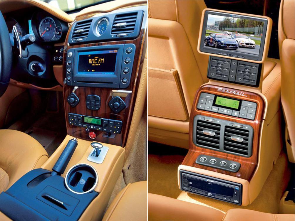 Maserati  QUATTROPORTE    http://www.voiturepourlui.com/images/Maserati//Interieur/Maserati_Quattroporte_004.jpg
