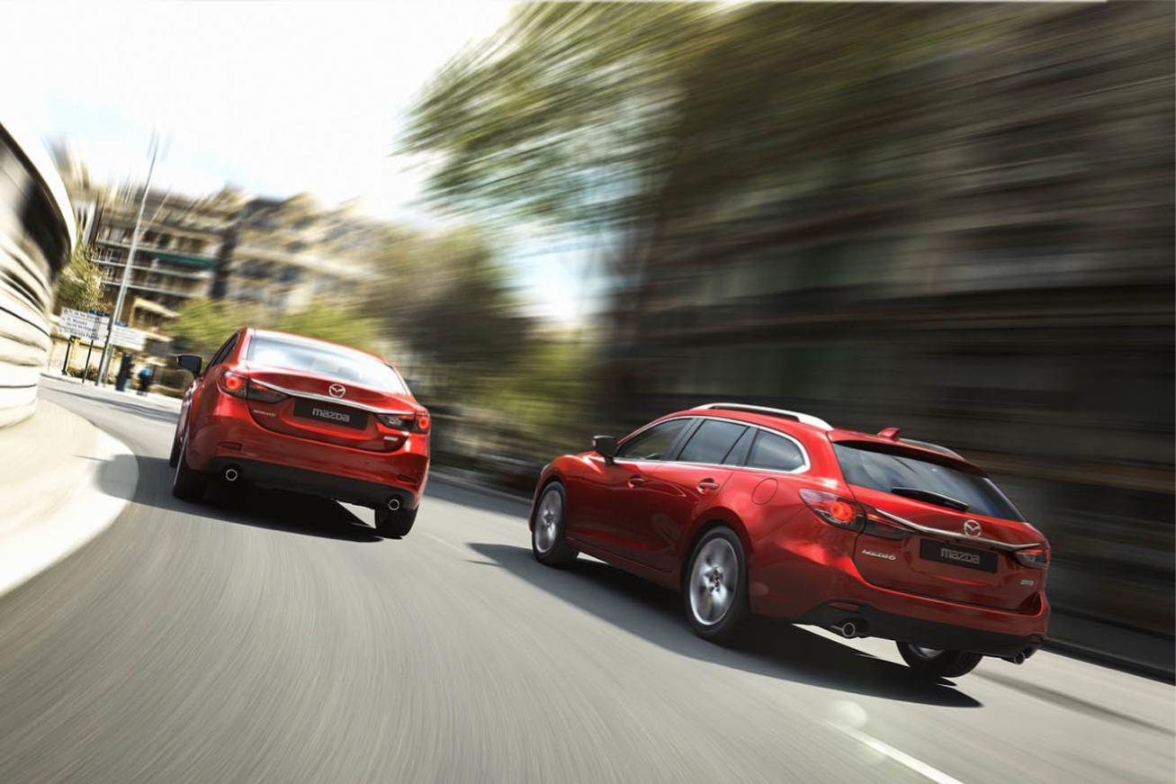Mazda 6-Wagon photo