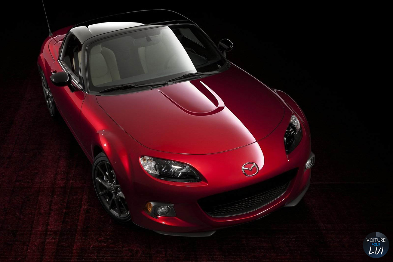 Nouvelle photo : MazdaMX-5-25th-Anniversary