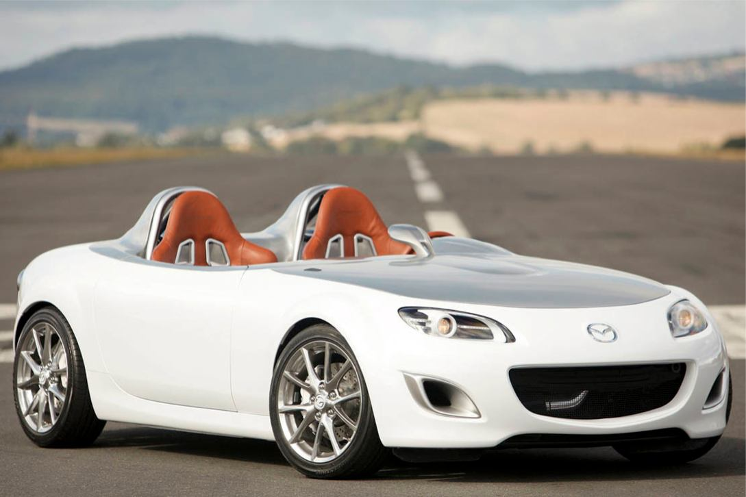 Les nouvelles photos de : MX5-Superlight-Concept