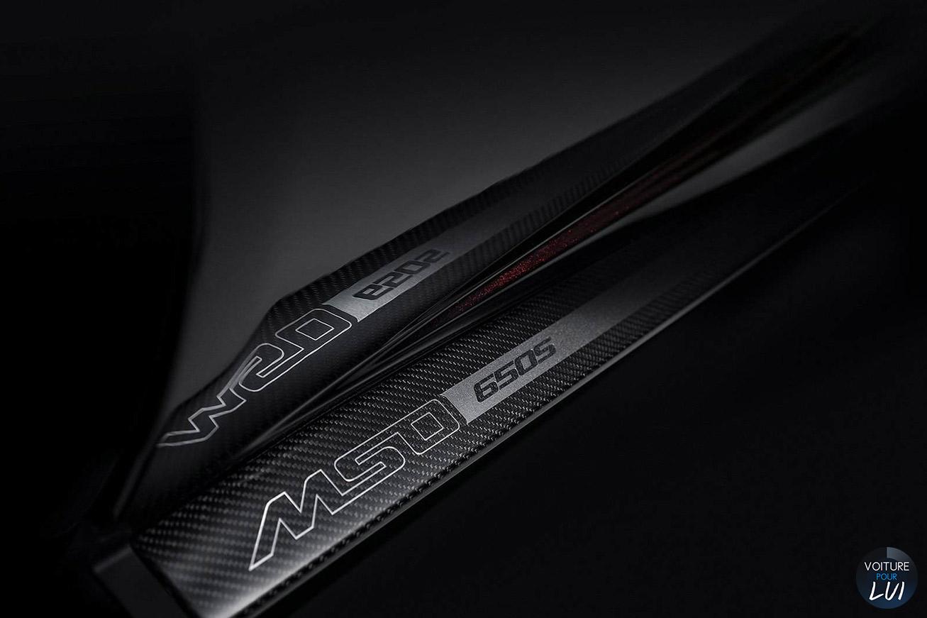 McLaren 650S Coupe MSO Concept