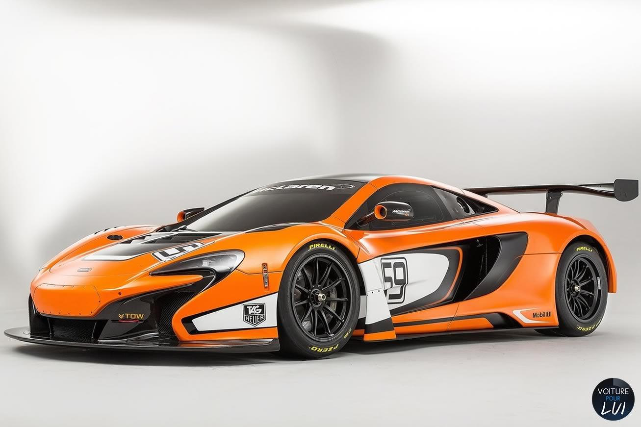 Nouvelle photo : McLaren650S-GT3