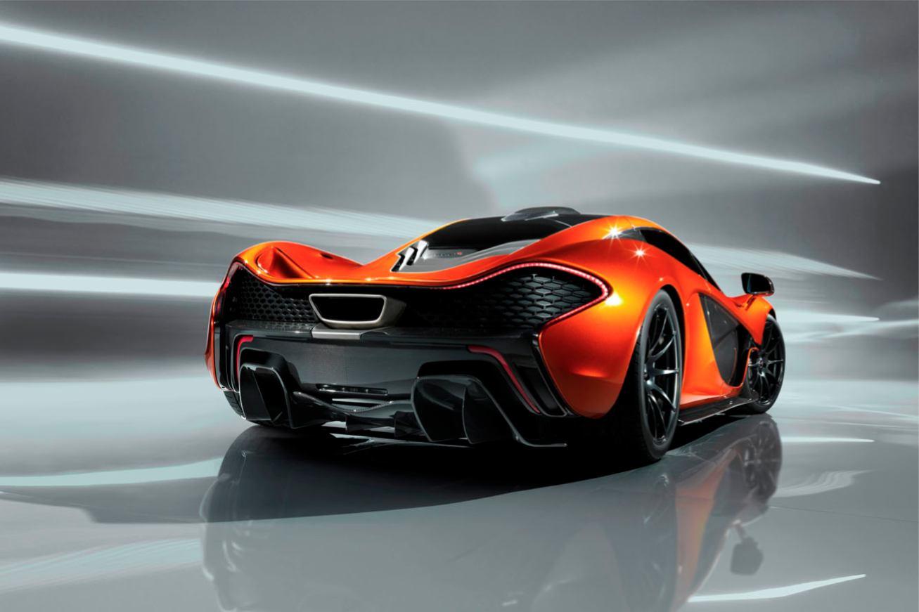 McLaren P1 photo