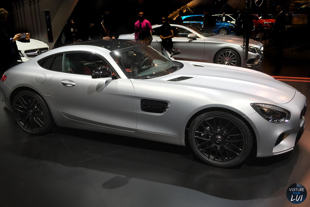 AMG GT Mondial Auto 2014