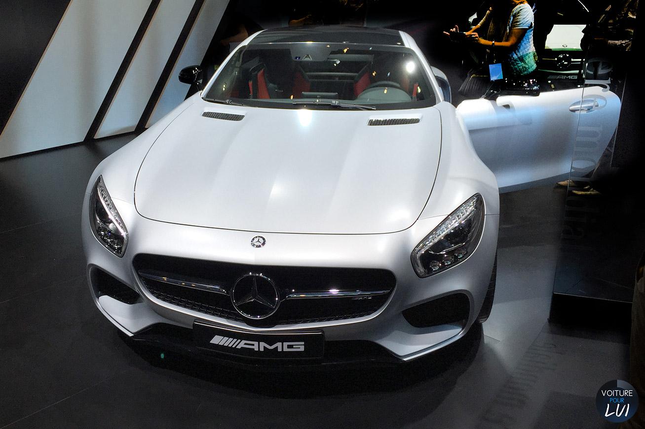Mercedes AMG GT Mondial Auto 2014