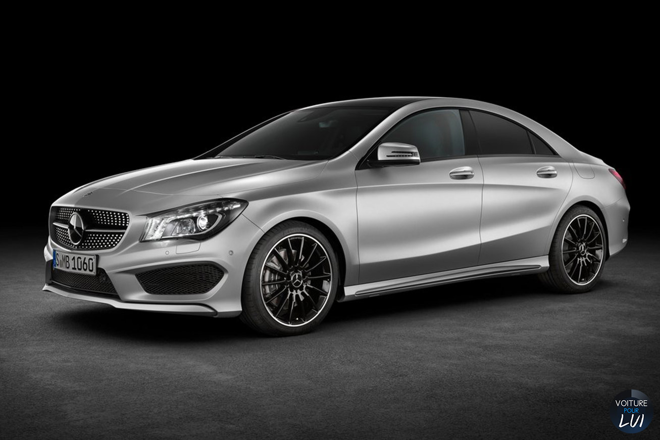 Nouvelle photo : MercedesCLA-2014