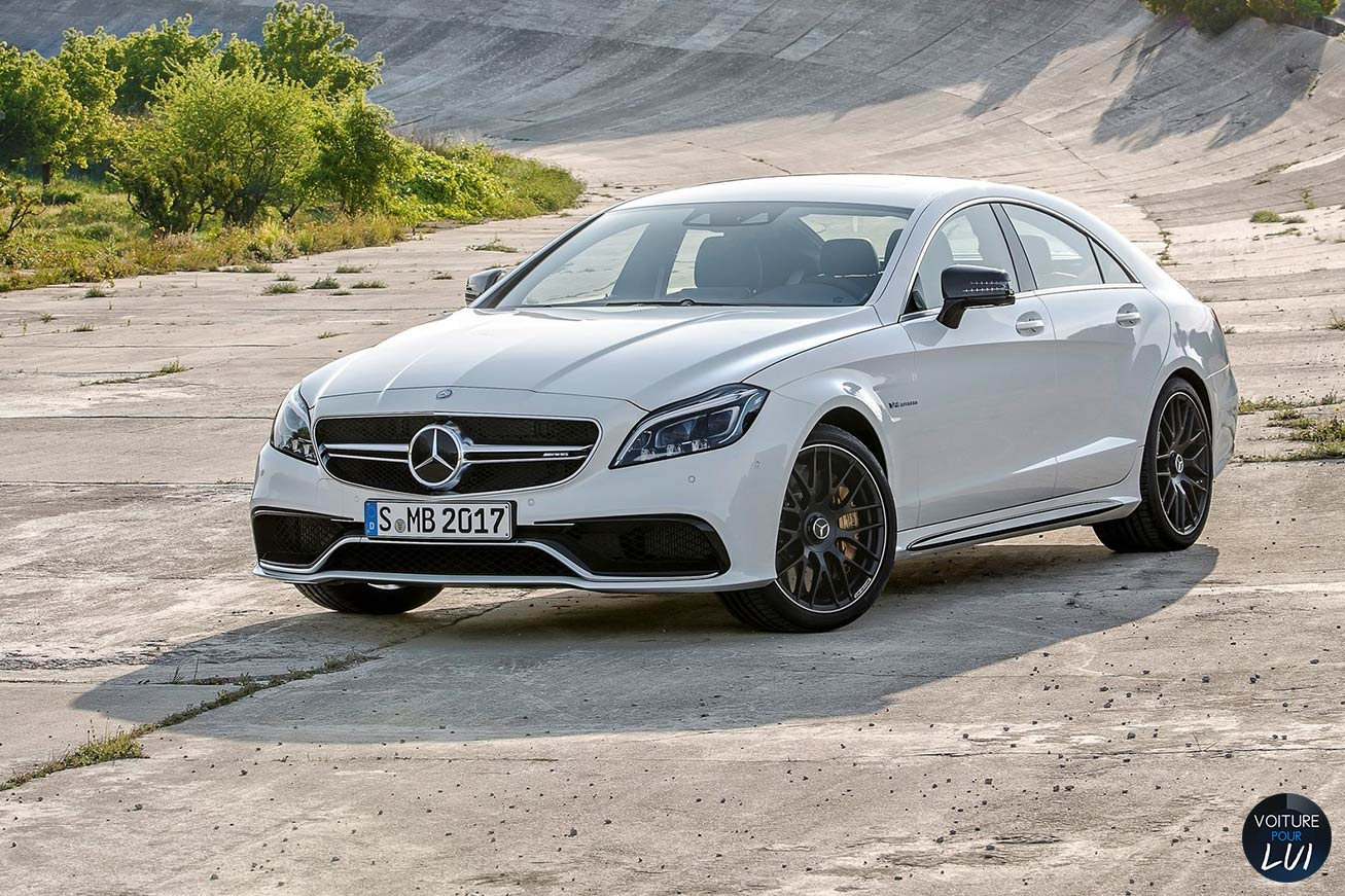 Nouvelle photo : MercedesCLS-63-AMG-2015