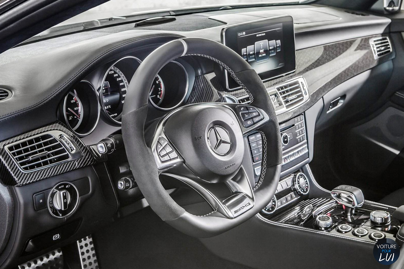 Mercedes CLS 63 AMG 2015