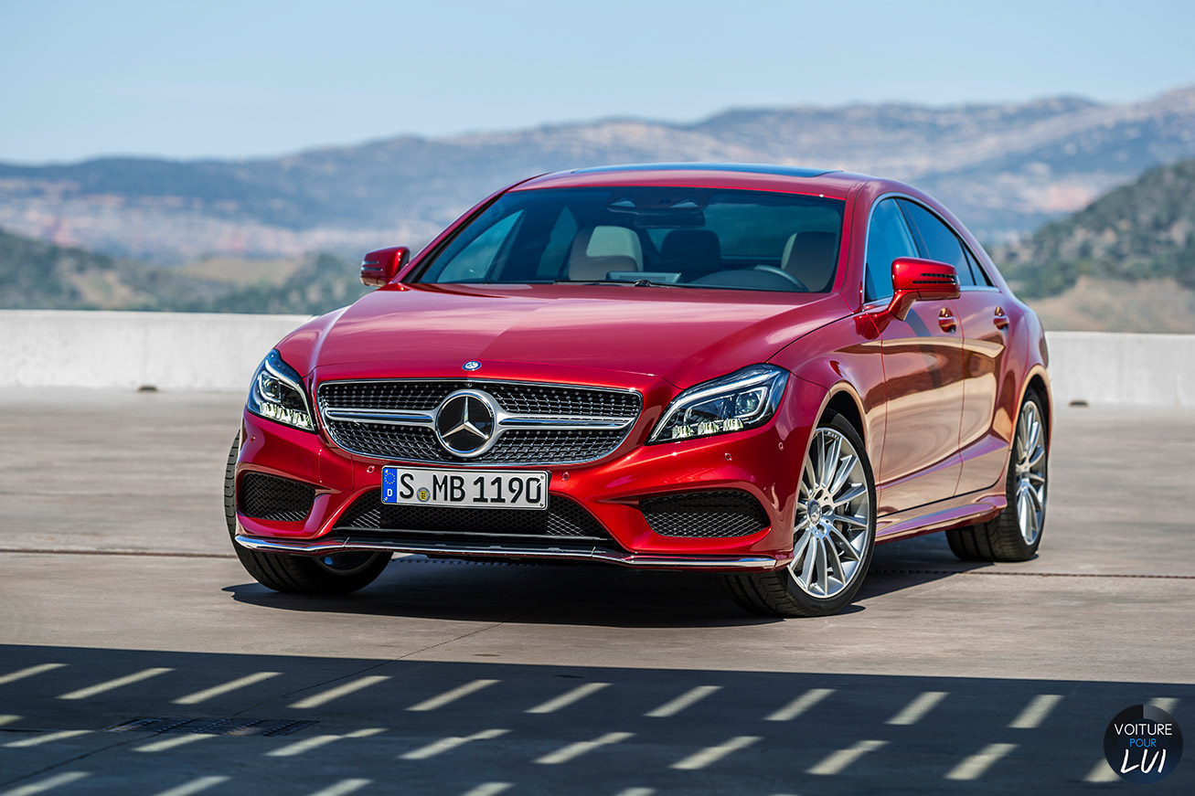 Nouvelle photo : MercedesCLS-Coupe-2015