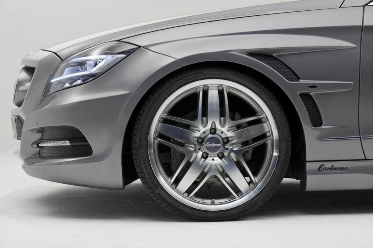 Mercedes CLS Lorinser