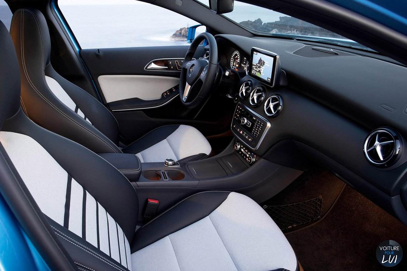 Mercedes classe a 2015 mercedes classe a 2015 002 for Interieur mercedes classe a
