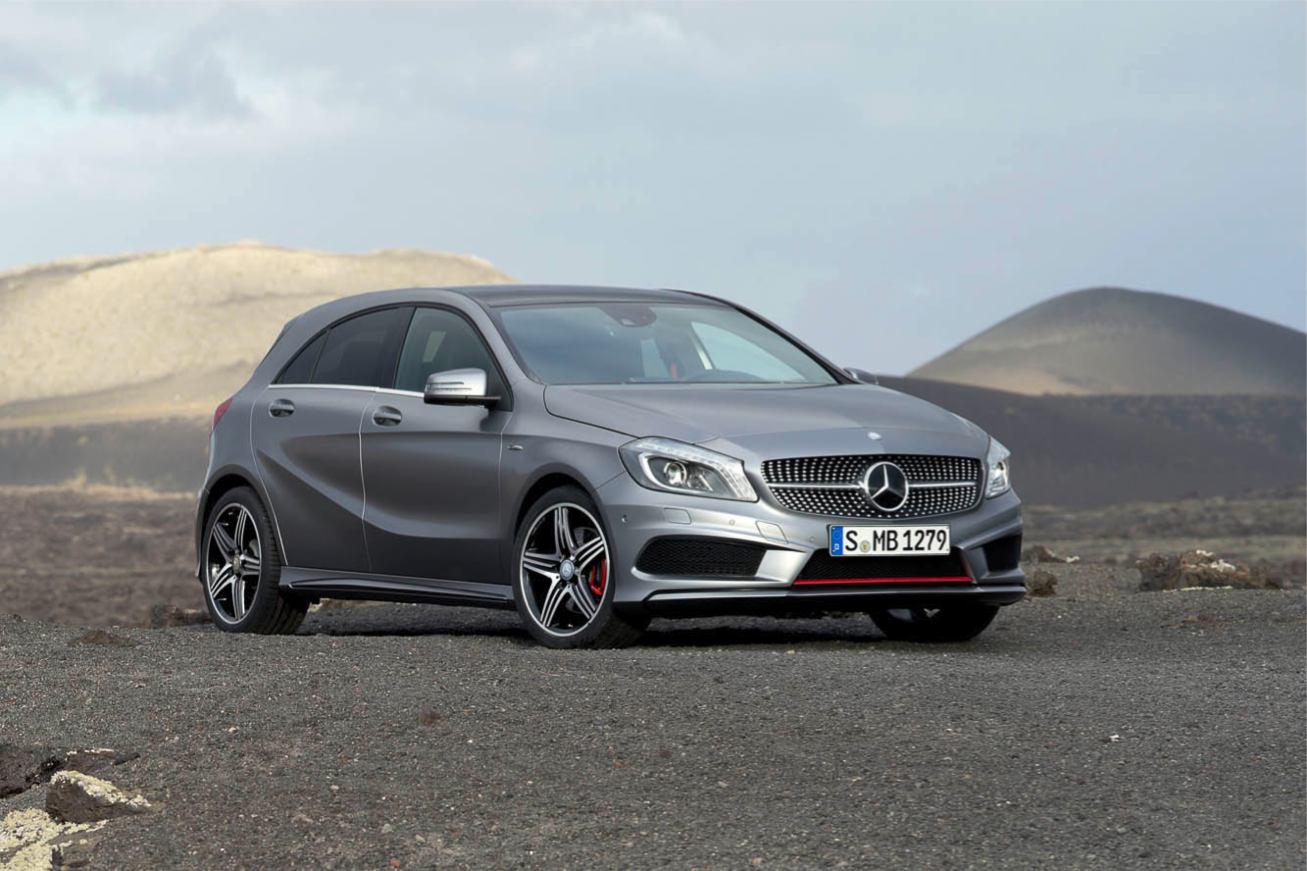Mercedes Classe-A-AMG