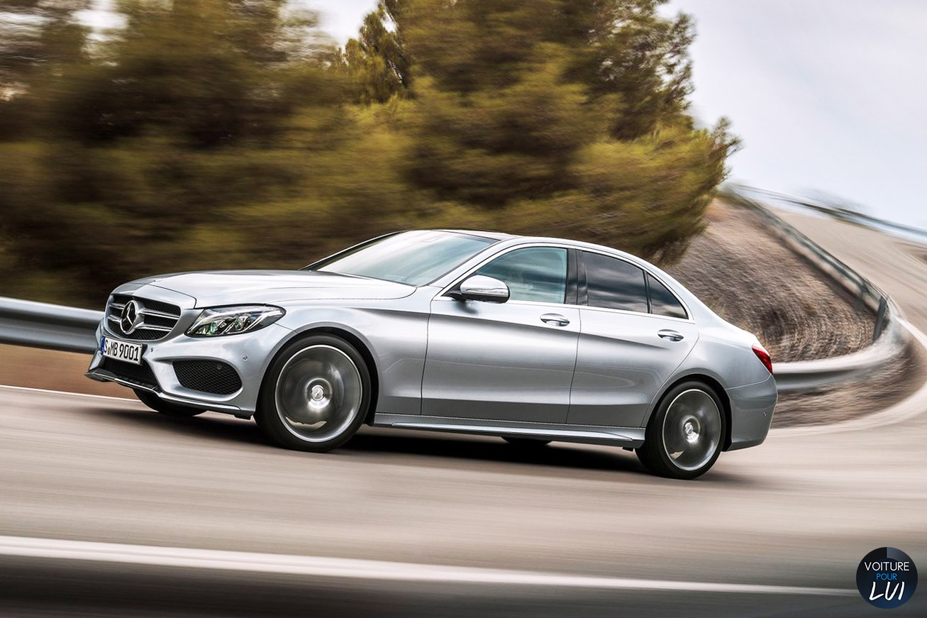 Nouvelle photo : MercedesClasse-C-2015