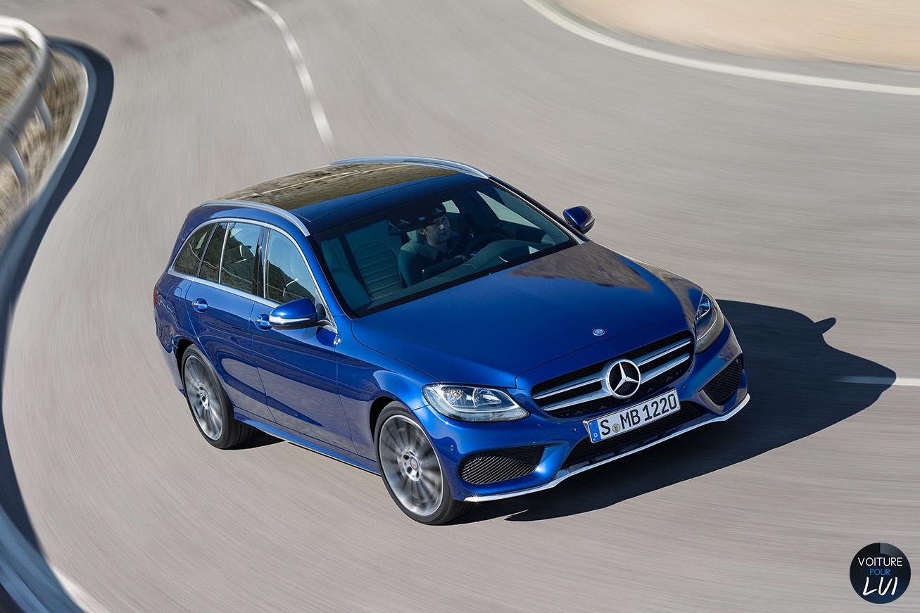 Mercedes Classe-C-Break photo