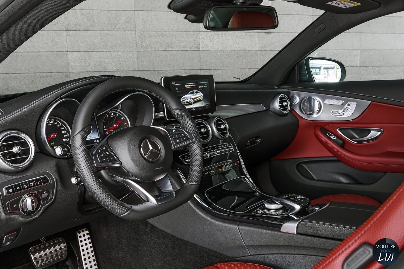 mercedes classe c coupe 2017 mercedes classe c coupe. Black Bedroom Furniture Sets. Home Design Ideas