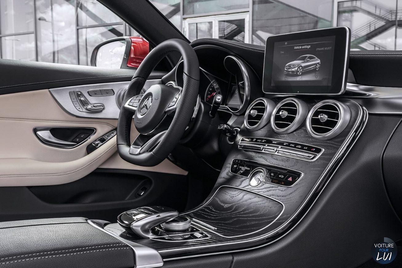 Mercedes Classe C Coupe 2017
