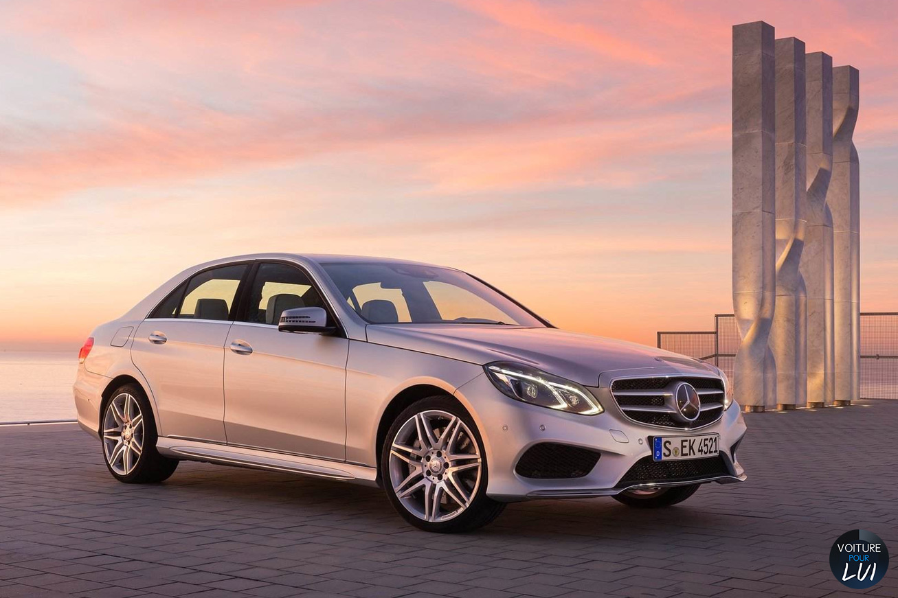 Nouvelle photo : MercedesClasse-E-2014