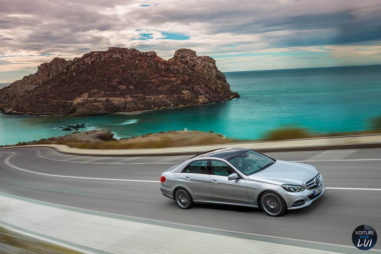 Mercedes  CLASSE E 2014    http://www.voiturepourlui.com/images/Mercedes//Exterieur/Mercedes_Classe_E_2014_005.jpg
