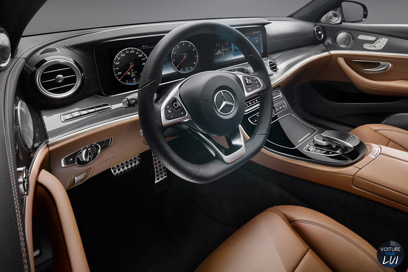 Photos mercedes classe e 2017 2017 numero 18 for Mercedes e interieur