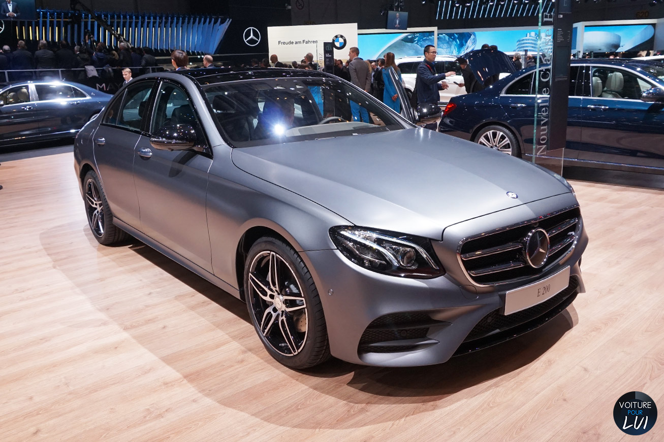 Nouvelle photo : MercedesClasse-E-Salon-Geneve-2016