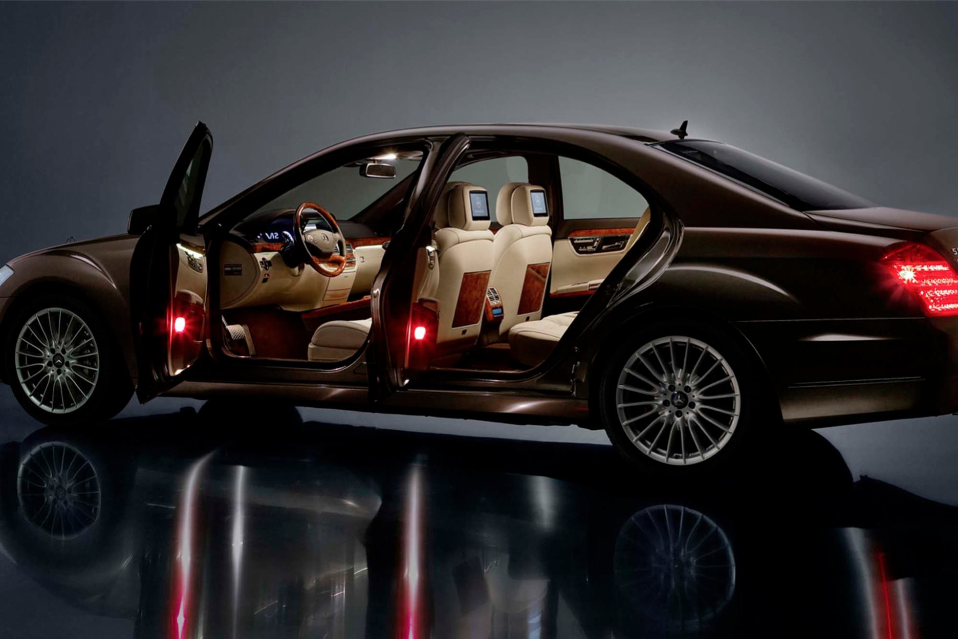 Photos mercedes classe s 2009 2009 numero 22 for Mercedes classe s interieur