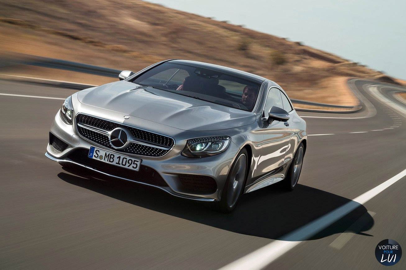 Mercedes Classe-S-Coupe-2015