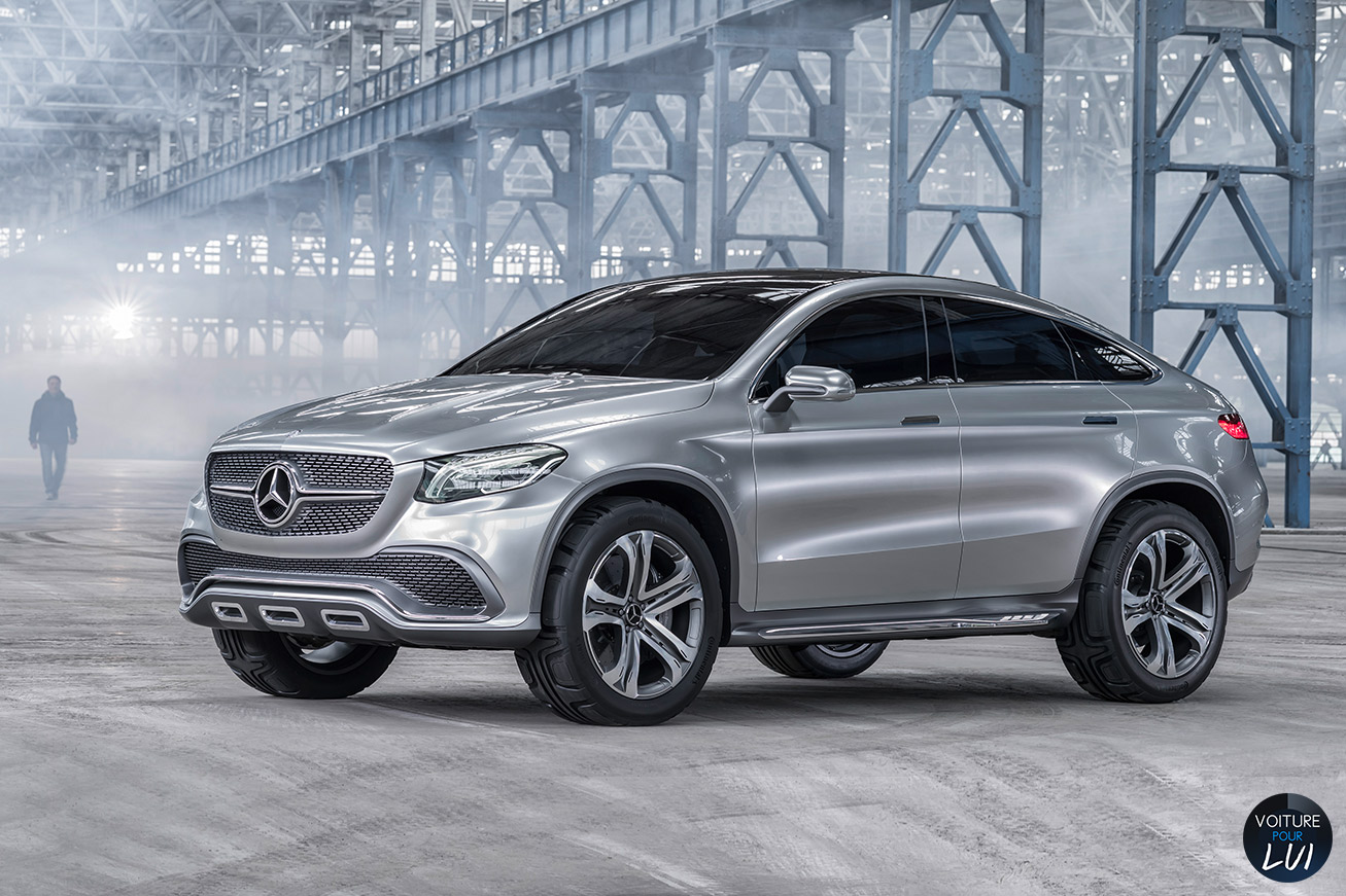 Nouvelle photo : MercedesConcept-Coupe-SUV