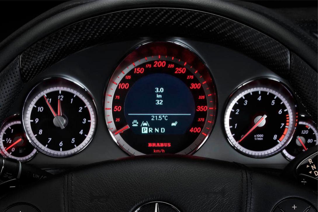 Mercedes E V12 Brabus