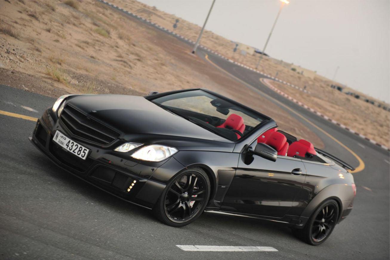 Les nouvelles photos de : E-V12-Cabriolet-Brabus