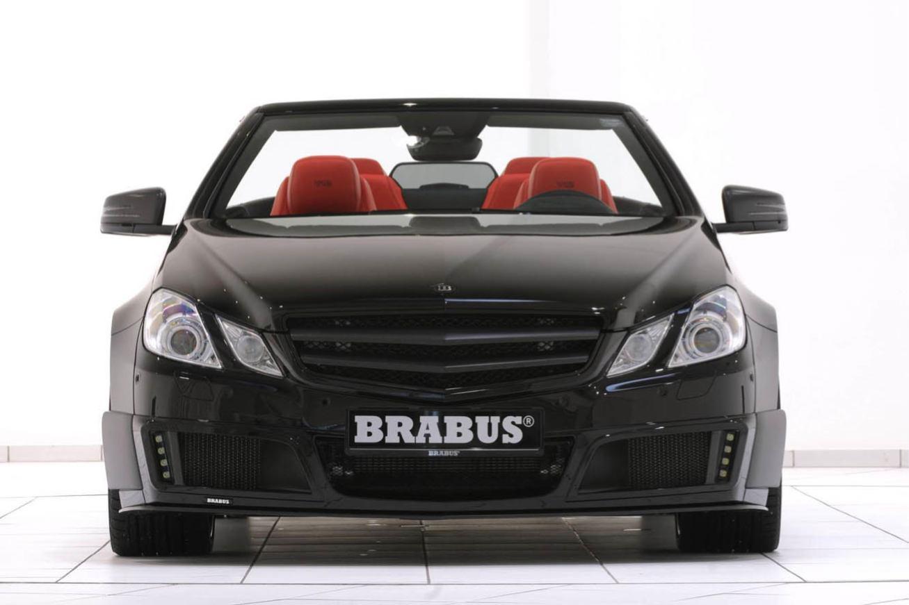 Mercedes E V12 Cabriolet Brabus