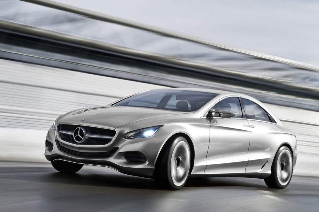 Mercedes F800 Style