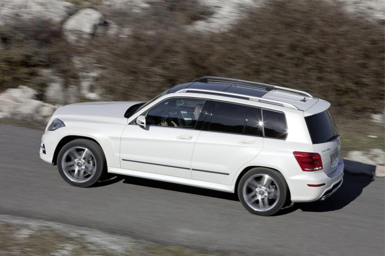 Mercedes GLK 2012