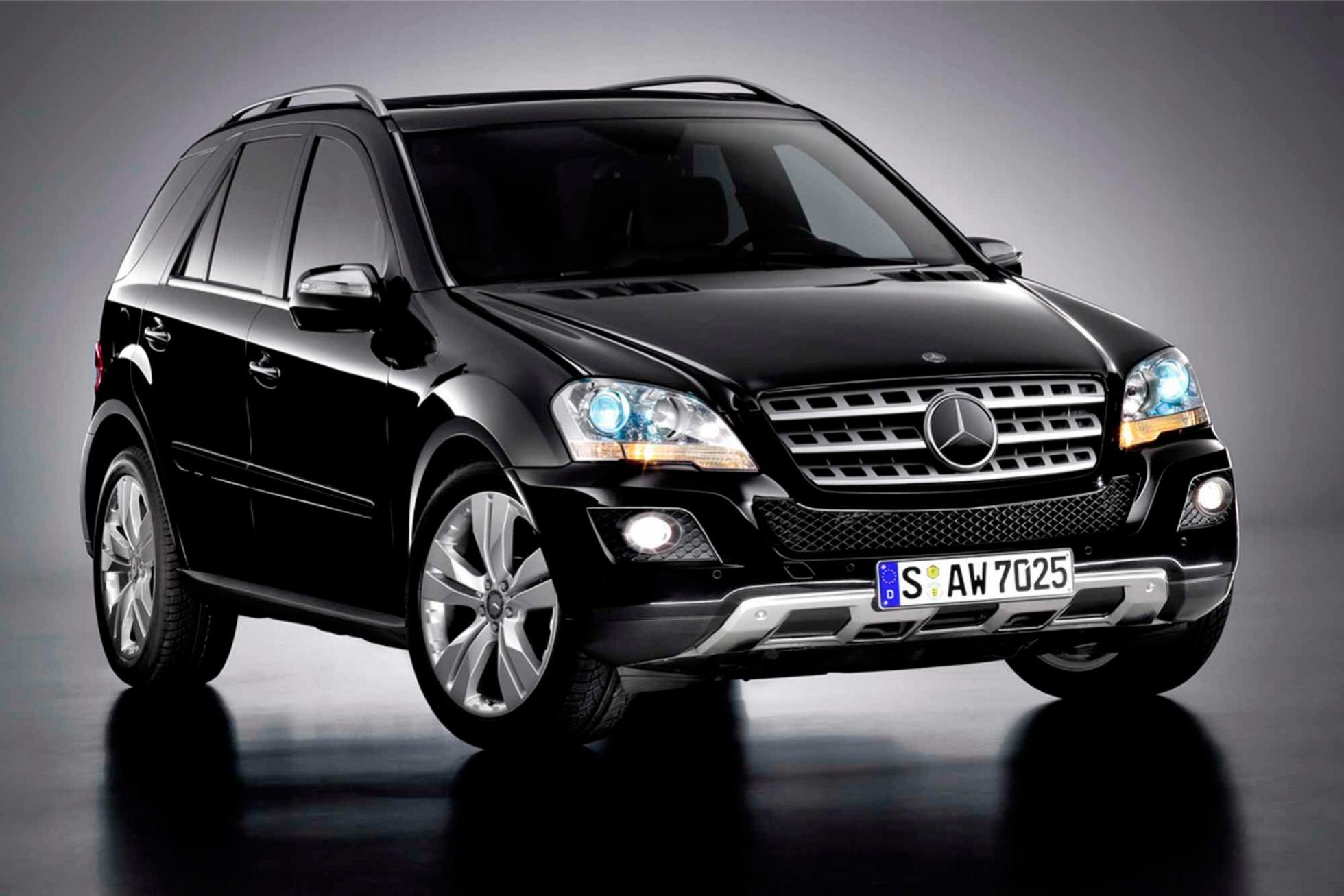 Mercedes ML 2009
