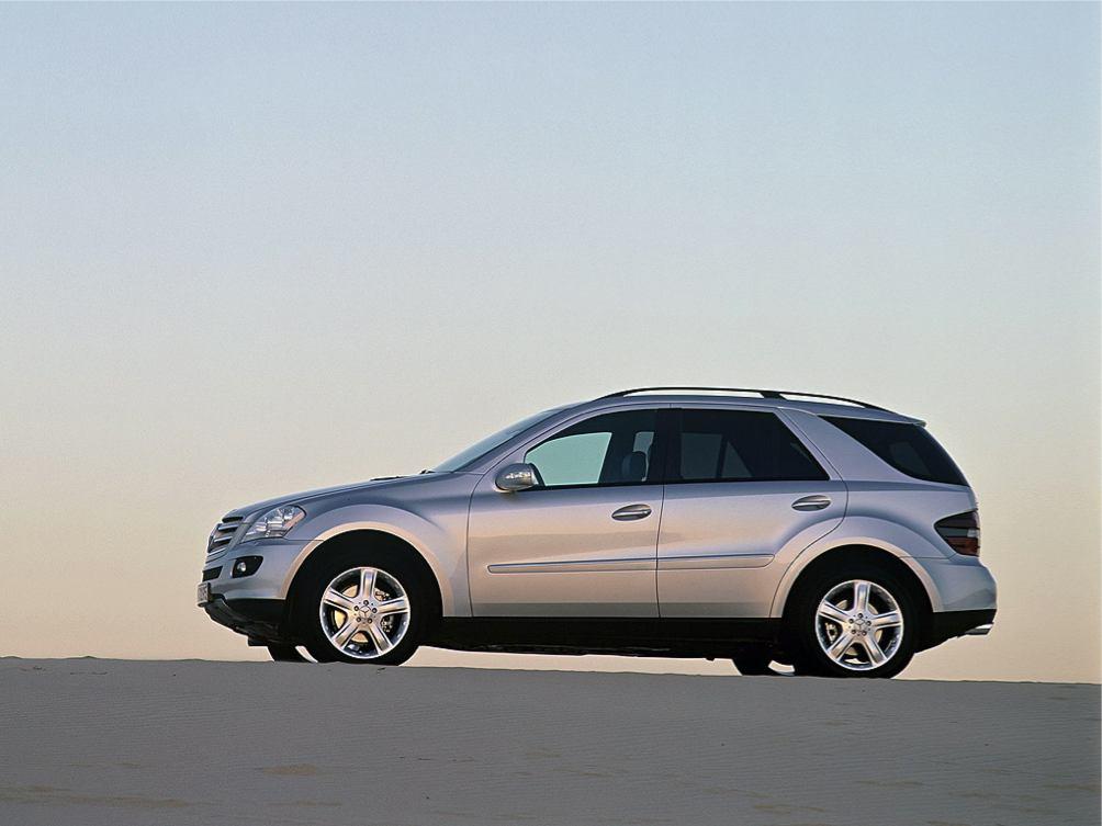 Mercedes ML photo