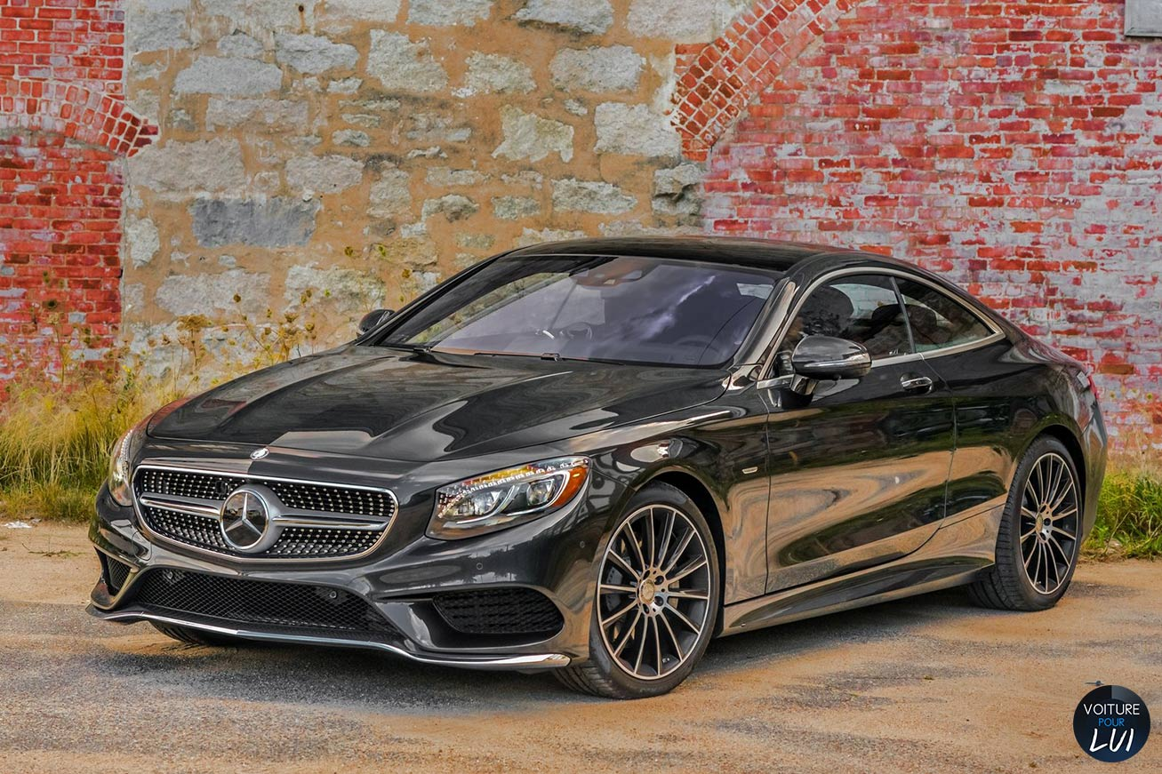 Nouvelle photo : MercedesS550-Coupe