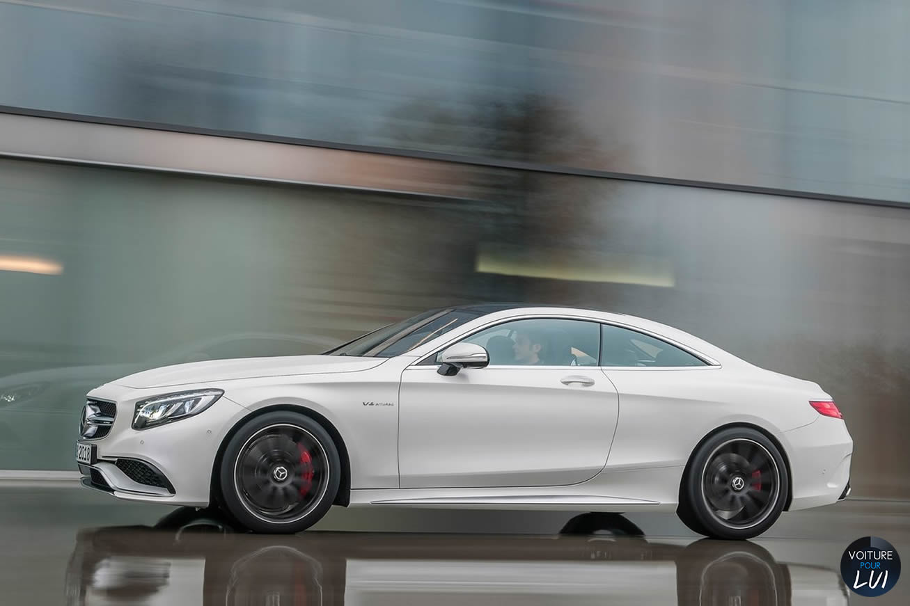 Les nouvelles photos de : S63-AMG-Coupe