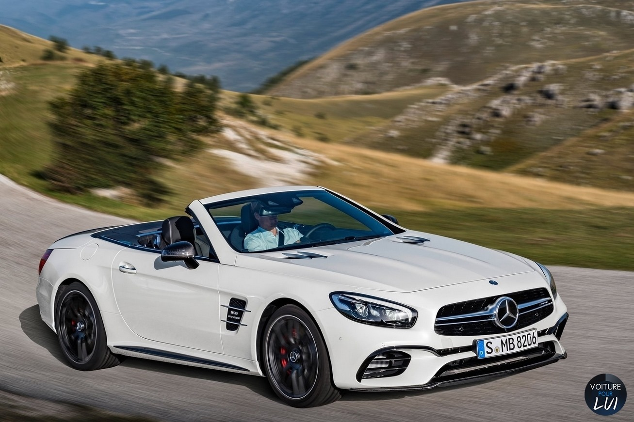 Nouvelle photo : MercedesSL-63-AMG-2016