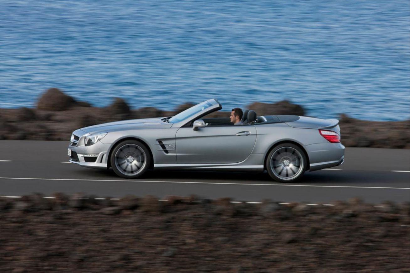 Mercedes SL 63AMG