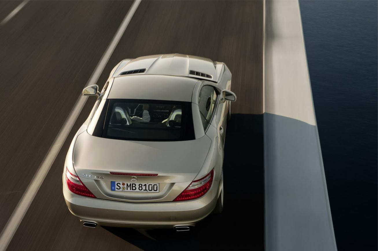 Mercedes SLK 2011