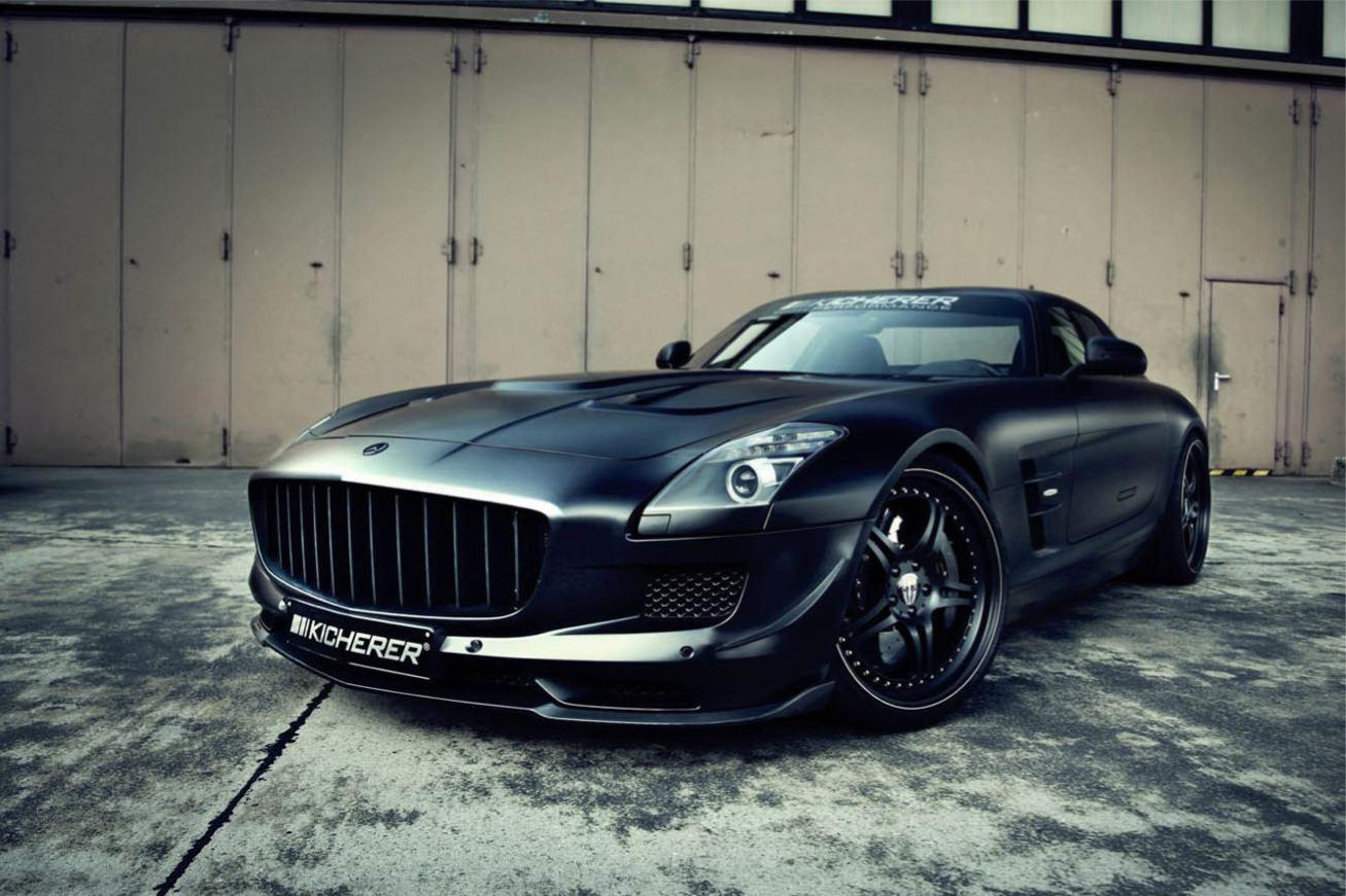 Les nouvelles photos de : SLS-Kicherer-Supercharged-GT