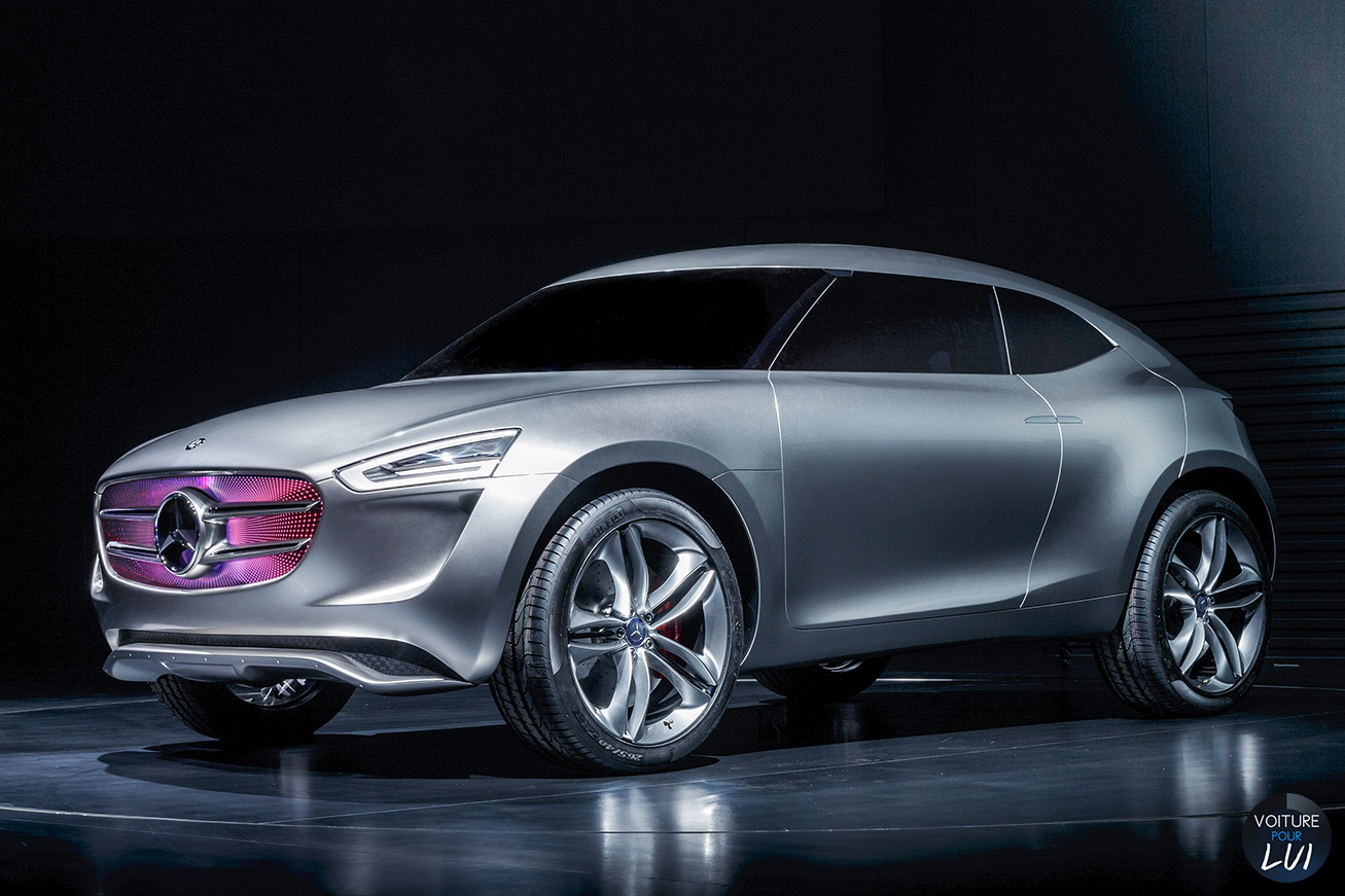 Nouvelle photo : MercedesVision-G-Code