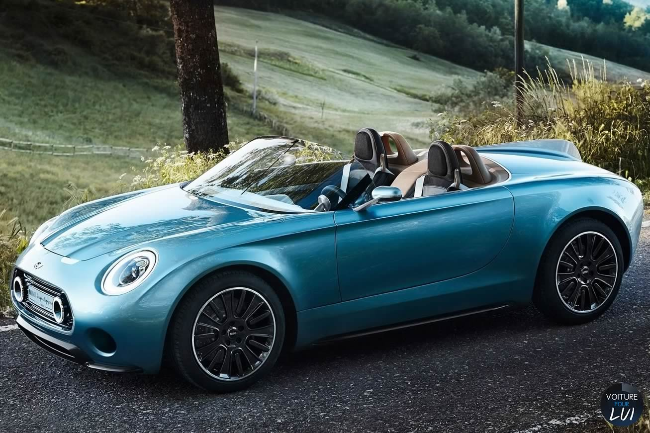 Mini Superleggera-Vision
