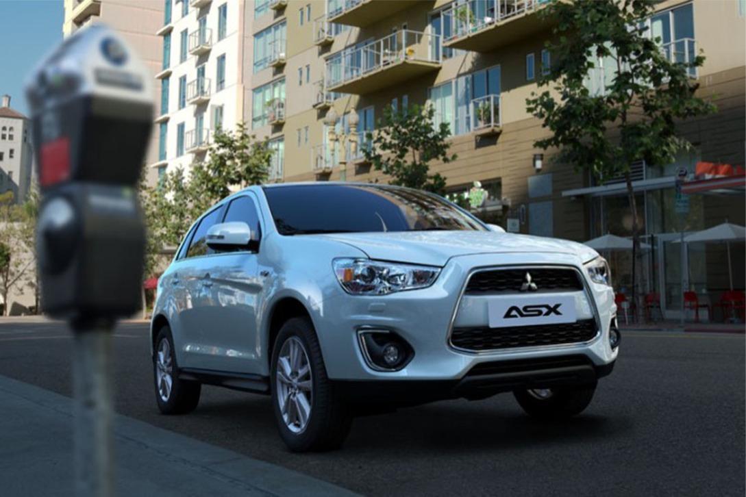 Les nouvelles photos de : ASX-2013