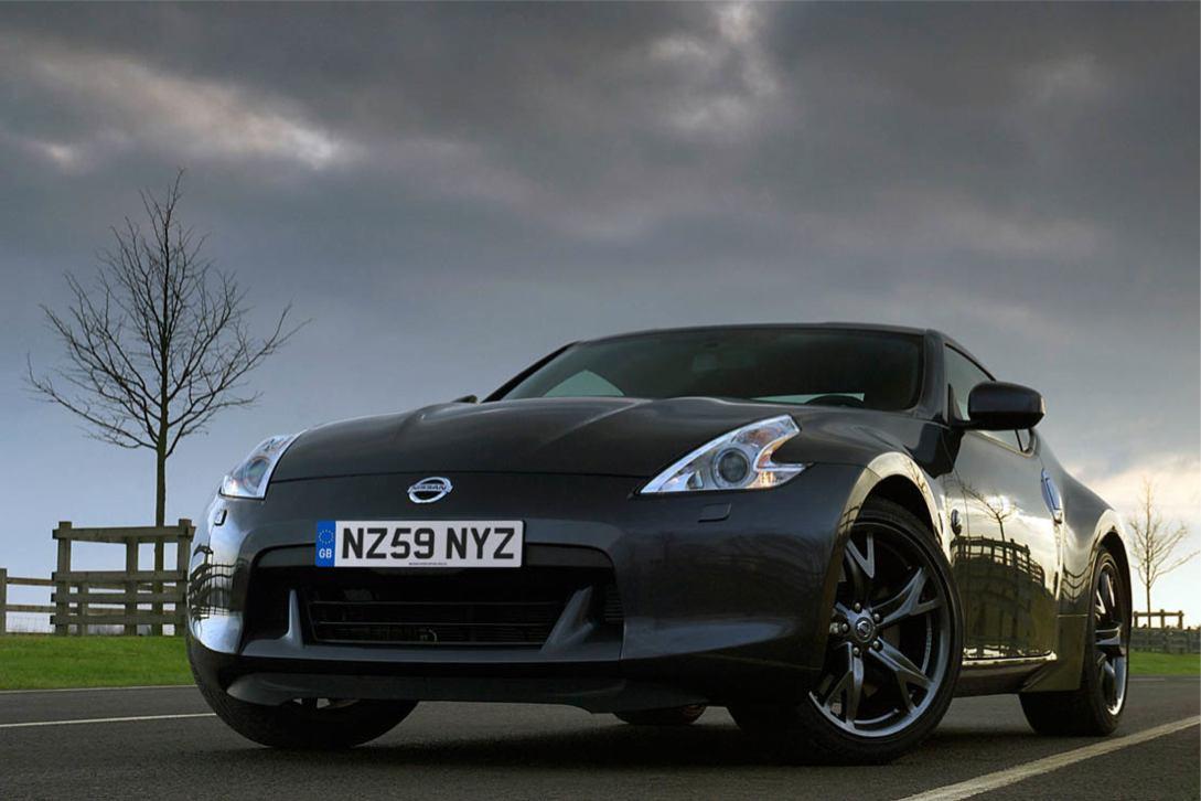 Les nouvelles photos de : 370Z-Black-Edition