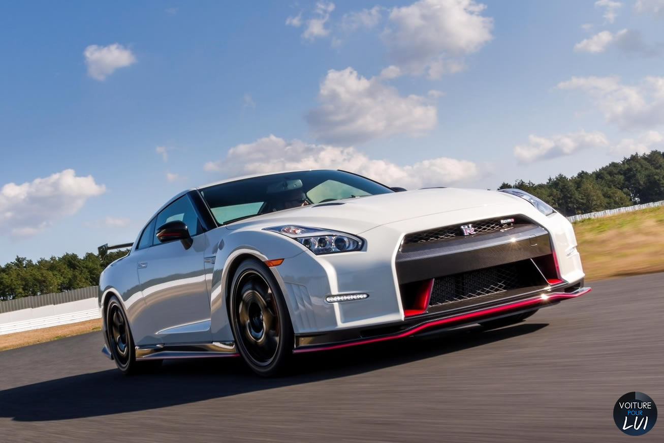 Nouvelle photo : NissanGT-R-Nismo