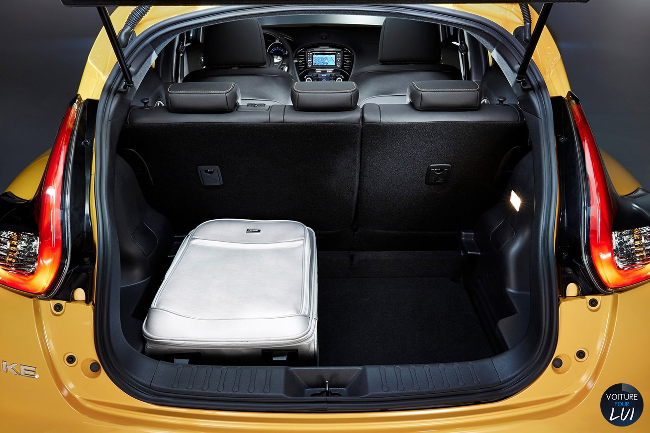 Nissan juke 2015 toit for Interieur nissan juke